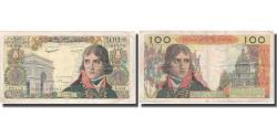 World Coins - France, 100 Nouveaux Francs, Bonaparte, 1963, 1963-03-07, VF(20-25)