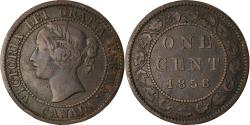 World Coins - Coin, Canada, Victoria, Cent, 1858, Royal Canadian Mint, Ottawa,