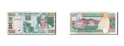 World Coins - Sierra Leone, 500 Leones, 1995-2000, KM:23c, 2003-03-01, UNC(65-70)