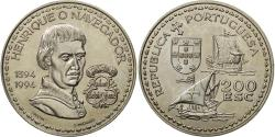 World Coins - Coin, Portugal, 200 Escudos, 1994, , Copper-nickel, KM:670