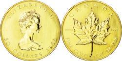 World Coins - Coin, Canada, Elizabeth II, 50 Dollars, 1983, Royal Canadian Mint, Ottawa