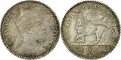 World Coins - Coin, Ethiopia, Menelik II, Gersh, 1903 (EE 1895), Paris, , Silver