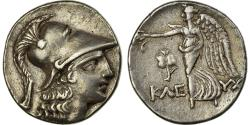 Ancient Coins - Coin, Pamphylia, Side, Tetradrachm, AU(55-58), Silver, Pozzi:2802