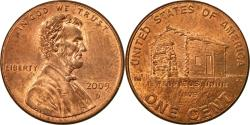 Us Coins - Coin, United States, Lincoln Bicentennial, Cent, 2009, U.S. Mint, Dahlonega