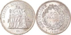 World Coins - Coin, France, Hercule, 50 Francs, 1974, Hybrid issue, , Silver, KM:941.2