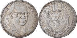 World Coins - Coin, Zaire, 10 Makuta, 1976, , Copper-nickel, KM:7