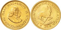 World Coins - Coin, South Africa, 2 Rand, 1962, MS(60-62), Gold, KM:64