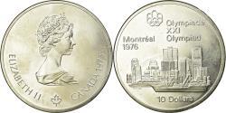 World Coins - Coin, Canada, Elizabeth II, 10 Dollars, 1973, Royal Canadian Mint, Ottawa