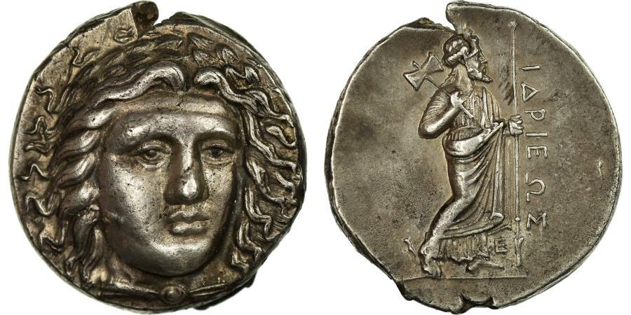 Ancient Coins - Coin, Satraps of Caria, Hidrieus, Tetradrachm, 351-344, Halikarnassos