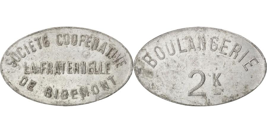 World Coins - France, 2 Kilos, , Aluminium, Elie #25.3, 1.30