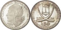 World Coins - Coin, Equatorial Guinea, 150 Pesetas, 1970, MS(63), Silver, KM:17