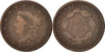 Us Coins - United States, Coronet Cent, Cent, 1818, U.S. Mint, Philadelphia, VF(20-25)