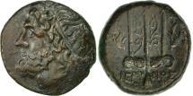 Ancient Coins - Sicily, Syracuse, Hieron II, Bronze, EF(40-45), Bronze, SNG ANS:987