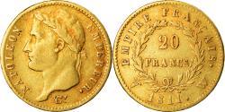 Ancient Coins - Coin, France, Napoléon I, 20 Francs, 1811, Lille, , Gold, KM:695.10