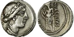 Ancient Coins - Coin, Acilia, Denarius, Rome, , Silver, Crawford:442/1a