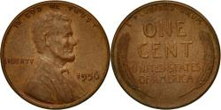 Us Coins - Coin, United States, Lincoln Cent, Cent, 1956, U.S. Mint, Philadelphia