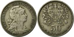 World Coins - Coin, Portugal, 50 Centavos, 1953, , Copper-nickel, KM:577