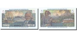 World Coins - Saint Pierre and Miquelon, 5 Francs, Undated (1950-1960), UNC(65-70), KM:22