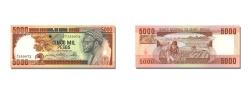 World Coins - Guinea-Bissau, 5000 Pesos, 1984, KM #9, 1984-09-12, UNC(65-70), A/1