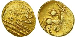Coin, Bellovaci, Stater, , Gold, Delestrée:273