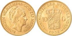 World Coins - Coin, Netherlands, Wilhelmina I, 10 Gulden, 1932, Utrecht, , Gold