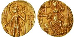 Coin, India, Kushan Empire, Shaka, Dinar, 325-345, , Gold