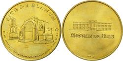 World Coins - France, Token, Touristic token, Saint Remy- Glanum, 1998, MDP,