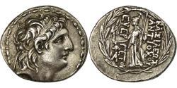 Ancient Coins - Coin, Syria (Kingdom of), Antiochos VII, Tetradrachm, 138-129 BC, Antioch