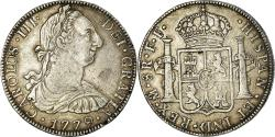 World Coins - Coin, Mexico, Charles III, 8 Reales, 1779, Mexico, , Silver, KM:106.2
