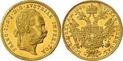 World Coins - Coin, Austria, Franz Joseph I, Ducat, 1889, , Gold, KM:2267