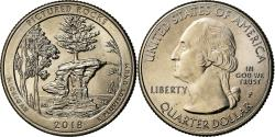 Us Coins - Coin, United States, Michigan, Quarter, 2018, Philadelphia,