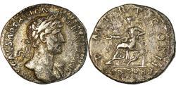 Ancient Coins - Coin, Hadrian, Denarius, 118, Rome, , Silver, RIC:39b