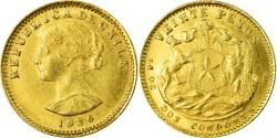 World Coins - Coin, Chile, 20 Pesos, 1926, , Gold, KM:168