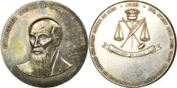 World Coins - France, Medal, Tribunaux de Commerce, Chancelier Michel de L'Hospital