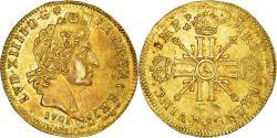 Ancient Coins - Coin,France,Louis XIV,Louis d'or aux 8 L et aux insignes,1701,Paris,