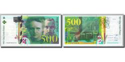 World Coins - Banknote, France, 500 Francs, 1994, Undated (1994), UNC(65-70), Fayette:76.1
