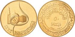 Ancient Coins - Coin, Iraq, 50 Dinars, 1980, , Gold, KM:150