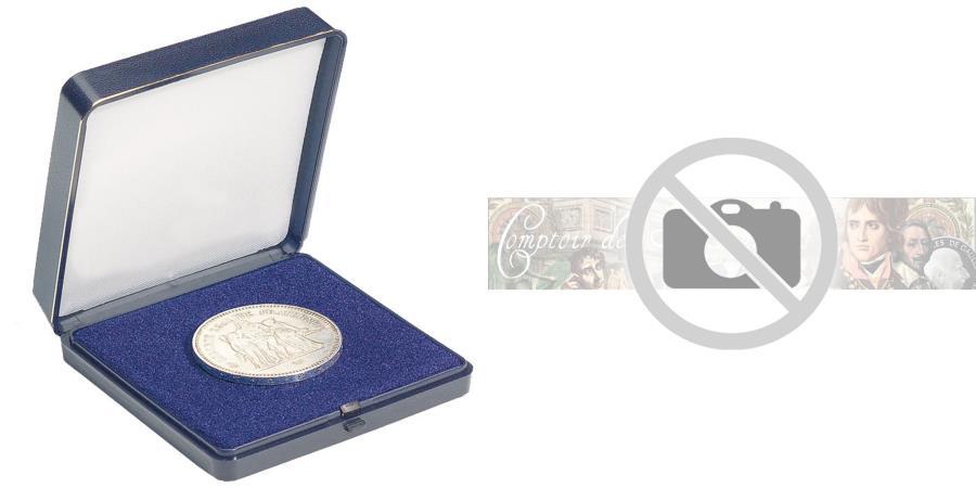 World Coins - Case, Blue, 60, mm, Leuchtturm:325233