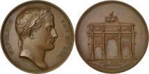 World Coins - France, Medal, Napoleon Ier , Aux Armées, 1806, Andrieu, MS(60-62), Bronze