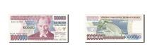 World Coins - Turkey, 1,000,000 Lira, 1984-1997, KM:209, 1995, UNC(63)