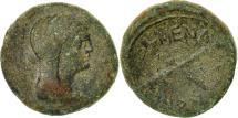 Ancient Coins - Coin, Sicily, Menainon, Tetrachalkon, VF(30-35), Bronze, HGC:2-760