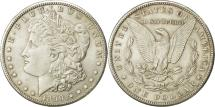 Us Coins - United States, Morgan Dollar, 1899, U.S. Mint, New Orleans, AU(55-58), KM 110