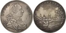 World Coins - Germany, Token, Royal, Brandenburg, Christian Friedrich Karl Alexander