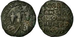 Ancient Coins - Coin, Constantine VII Porphyrogenitus, Follis, Constantinople, , Copper