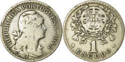 World Coins - Coin, Portugal, Escudo, 1945, , Copper-nickel, KM:578