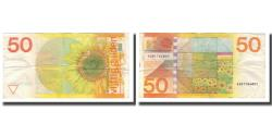 World Coins - Banknote, Netherlands, 50 Gulden, 1982, 1982-01-04, KM:96, EF(40-45)