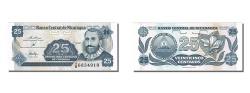 World Coins - Nicaragua, 25 Centavos, 1990, KM #170a, UNC(65-70), A/E 6834910