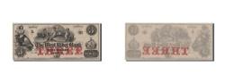 World Coins - United States, 3 Dollars, AU(50-53)