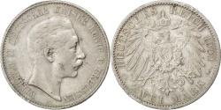 World Coins - German States, 2 Mark, 1902, Berlin, KM #522, , Silver, 28, 11.06