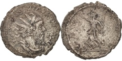 Ancient Coins - Postumus, Antoninianus, Lyons, , Billon, RIC:78